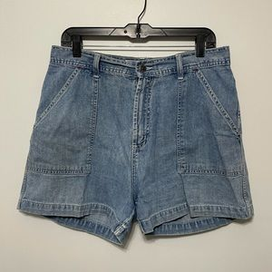 North Crest Vintage Summer Denim Shorts